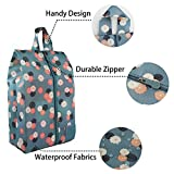 Zmart Travel Shoe Bags for Women Portable