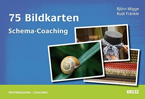 75 Bildkarten Schema-Coaching (Beltz Weiterbildung)