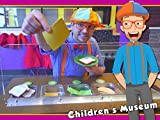 Blippi Learns at the Children's Museum - Videos for Toddlers