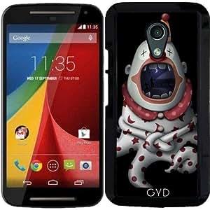 Funda para Motorola Moto G (Generation 2) - En La Boca Del Payaso by GiordanoAita