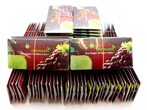 Phytoscience PhytoCellTec Apple Grape Double StemCell stem cell - Cellular Rejuvenation Secret - 52 Pack ( 728 Sachets ) Swiss Quality Formula by PhytoScience