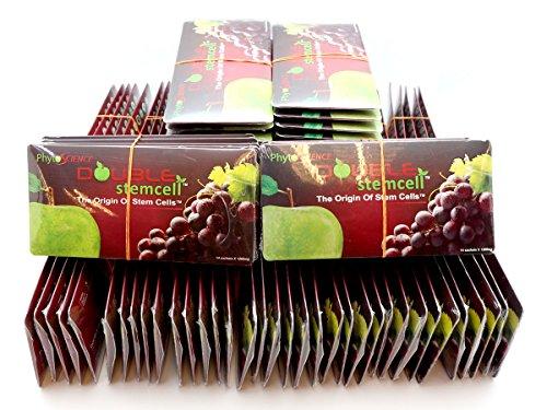 Phytoscience PhytoCellTec Apple Grape Double StemCell stem cell - Cellular Rejuvenation Secret - 51 Pack ( 714 Sachets ) Swiss Quality Formula by PhytoScience