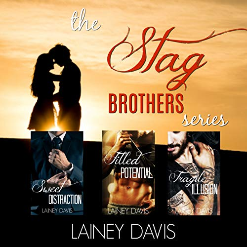 The Stag Brothers Series: A 3-Book Romance Anthology ()