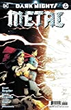 #3: Dark Nights: Metal (2017) #2 VF/NM-NM 1st Print Foil Stamped Cover