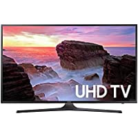 Samsung Electronics UN43MU6300 / UN43MU630D 40-Inch 4K Ultra HD Smart LED TV (Certified Refurbished)