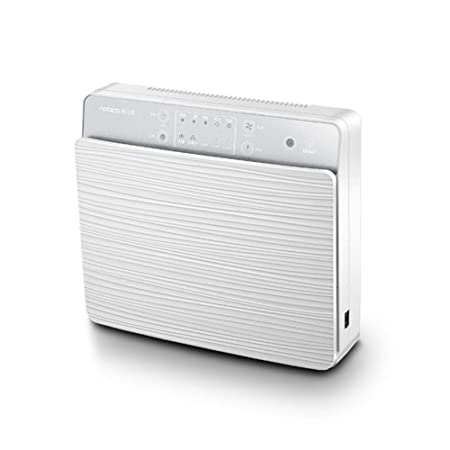 Review LJS-BQ Air Purifier, Wall-Mounted/Smoke