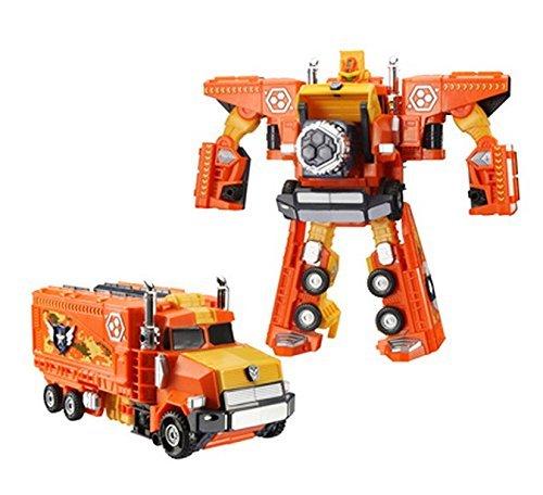 Hello Carbot Megabold Korean Animation Transformable Robots (Hyper 21 Engine)
