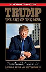 """President Donald J. Trump lays out his professional and personal worldview in this classic work—a firsthand account of the rise of America's foremost deal-maker.""""I like thinking big. I always have. To me it's very simple: If you're going to b..."""