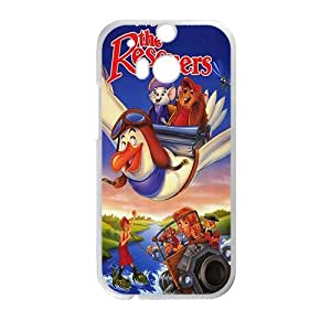The rescuers Case Cover For HTC M8 Case
