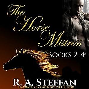 The Horse Mistress, Books 2 - 4 Audiobook