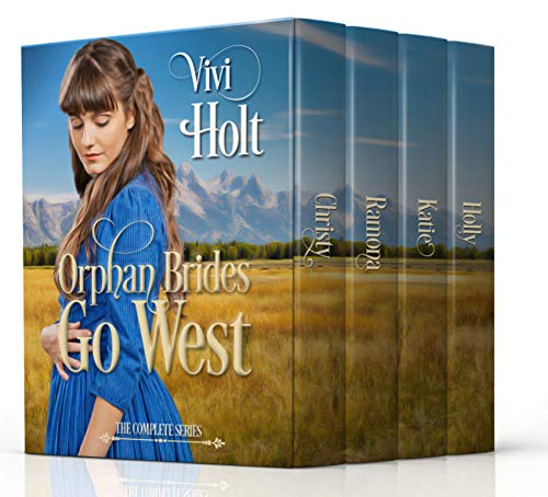 Pdf Spirituality Orphan Brides Go West: The Complete Series