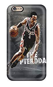 milwaukee bucks nba basketball (26) NBA Sports & Colleges colorful iPhone 6 cases