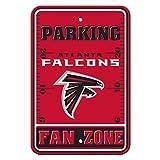 Official National Football League Fan Shop Authentic NFL Parking Sign (Atlanta Falcons)