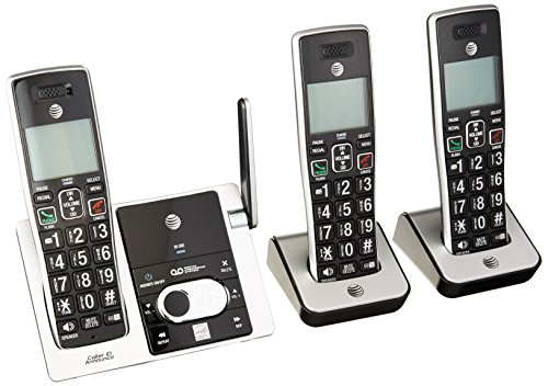 (At&t Dect6.0 3 Handset Cordless Answering System (ATT-CL82313))