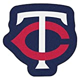 Fanmats MLB Minnesota Twins Mascot Mat, Team Color, One Size