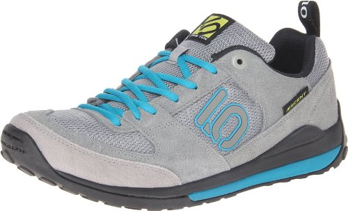 - Five Ten Men's Aescent Approach Shoe,Mono Grey/Blue,8.5 D US