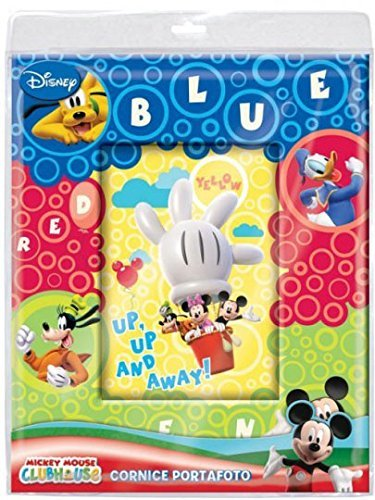 Disney Photo Frame Mickey Mouse Minnie Mouse Donald Duck Pluto