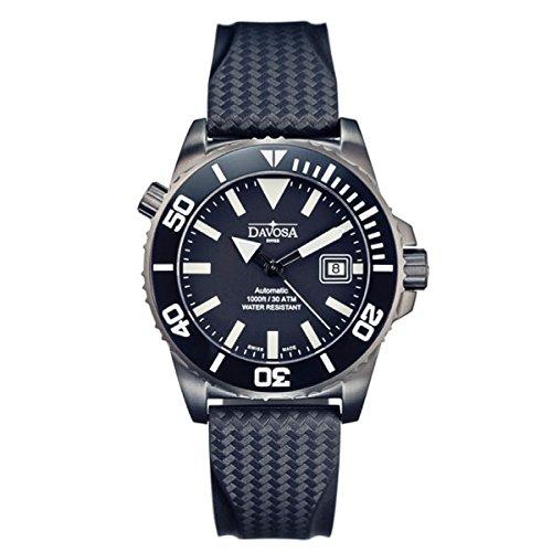 Davosa Swiss Argonautic Gun 16149885 Automatic Analog Men's Wrist Watch