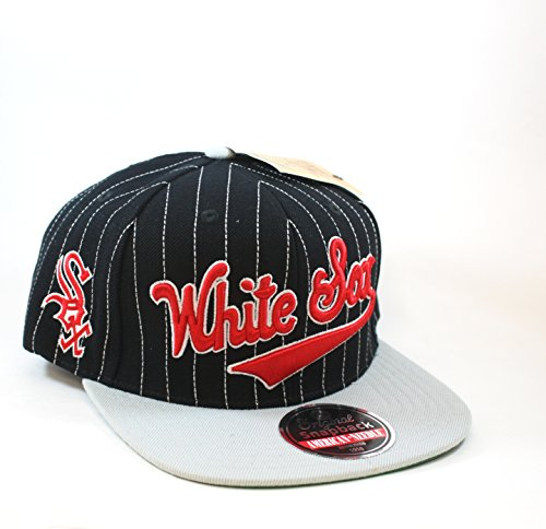 - Red Jacket Chicago White Sox Dotty Pin Cap Black