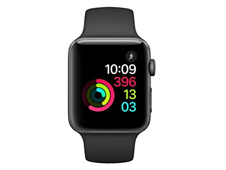 Apple SmartWatch Watch Series 2, acero fino: Amazon.es ...