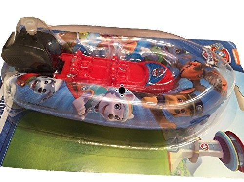 toy boat with motor - 6