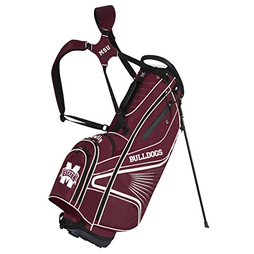 Golf Mississippi Bag (Team Effort Mississippi State Bulldogs Gridiron III Stand Bag)