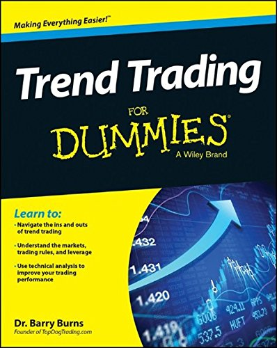 Price comparison product image Trend Trading For Dummies