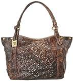 FRYE Deborah Shoulder Bag, Chocolate, One Size