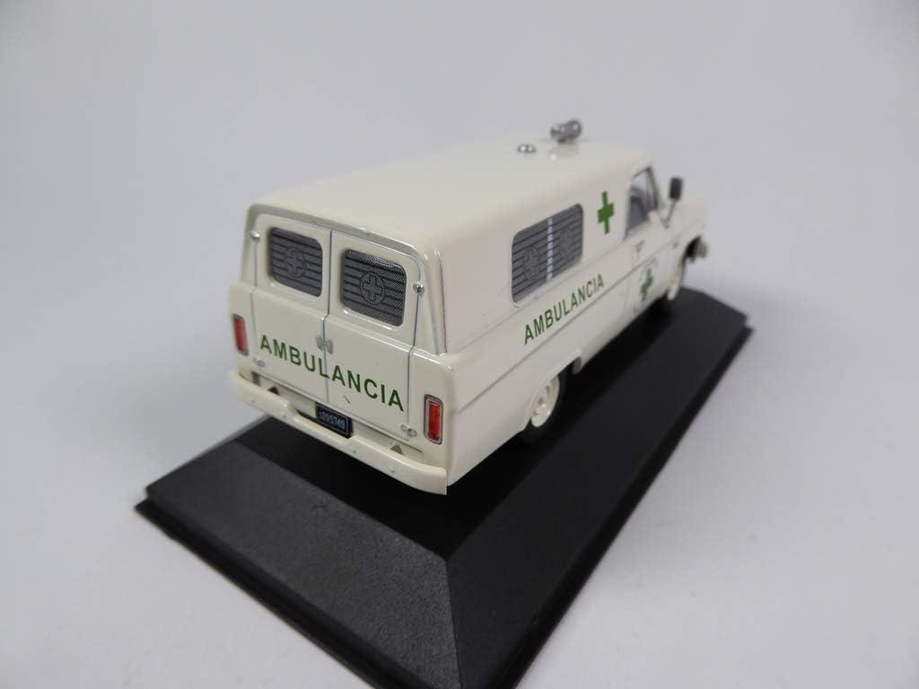 Salvat 1//43 SA07 OPO 10 Dodge D-100 Ambulance 1967