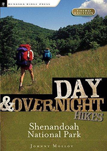 Day & Overnight Hikes Shenandoah National Park, 3rd (Day & Overnight Hikes - Menasha Ridge)