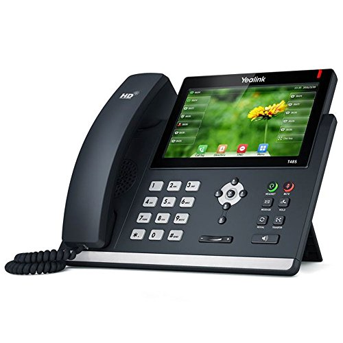 Yealink SIP-T48S IP Phone (Power Supply Not Included) by Yealink