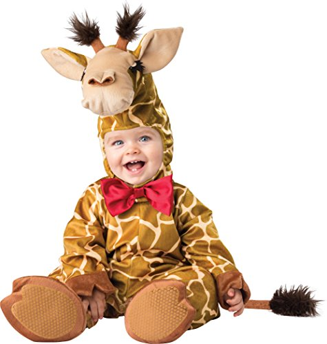 InCharacter Babys Cuddly Giraffe Costume