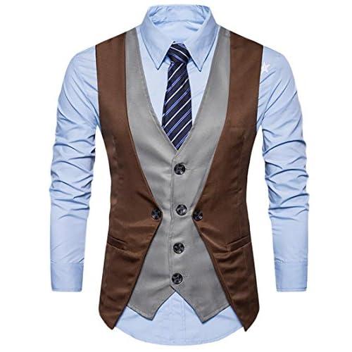 M/&S/&W Men Denim Two Button Notch Lapel Slim Fit Blazer Jackets