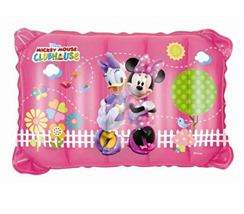 Cojín Hinchable 38 x 24 cm Minnie Ratón Minnie Mouse Pic Nic ...