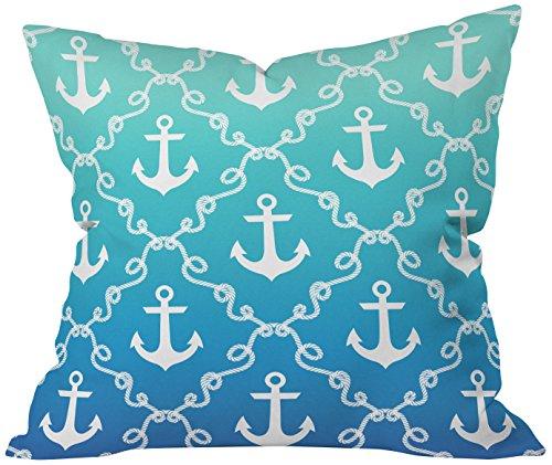 DENY Designs Jacqueline Maldonado Nautical Knots Ombre
