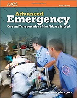 Advanced emergency care and transportation of the sick and injured advanced emergency care and transportation of the sick and injured includes navigate 2 advantage access american academy of orthopedic surgeons aaos fandeluxe Gallery