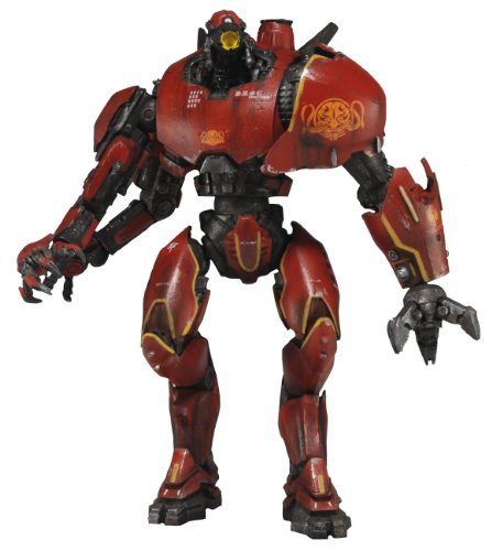 Neca Pacific Rim Crimson Typhoon Jaeger 2nd Deployment Movie