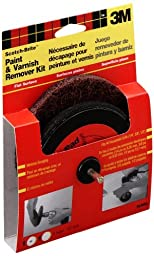 5 Paint And Varnish Remover Kit