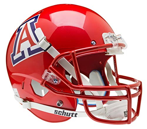 Schutt NCAA Arizona Wildcats Collectible Replica Helmet, ALT 3
