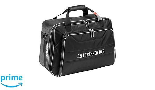 Givi t490 Bolsillo Interior para Topcase Trekker trk52, Negro, 40: Amazon.es: Coche y moto