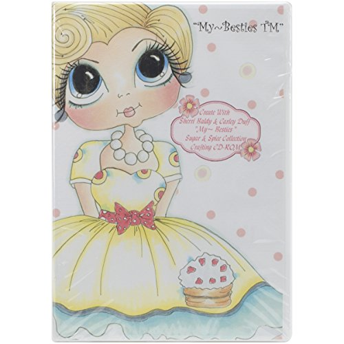 My-Besties Crafting CD-Sugar & Spice - Carley by My-Besties