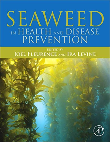 51j%2B75PQSwL - Seaweed in Health and Disease Prevention