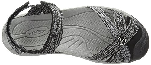 Keen Bali Strap - Sandalias - gris 2017 Neutral Gray