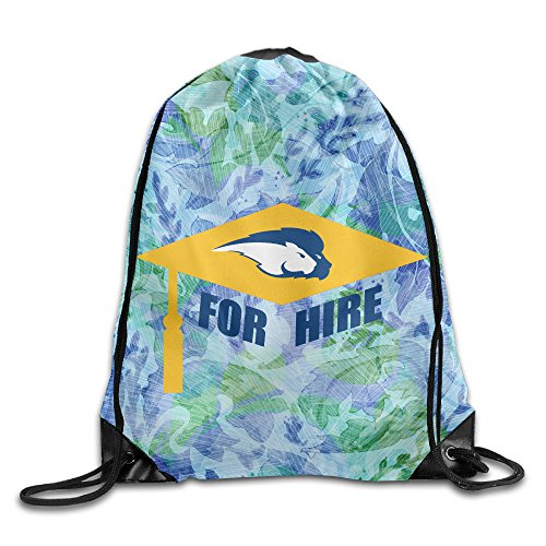 PKTWO Cinch Sackpack Hofstra University For Hire Camping Drawstring Bag - Mascot Hire