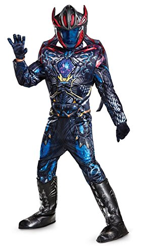 Megazord Power Rangers Movie Prestige Costume, Medium (7-8)