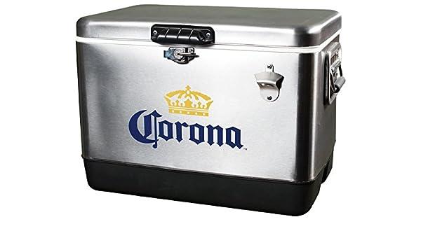 Corona Koolatron 54-qt Pecho de Hielo.: Amazon.es: Coche y moto