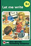 Let Me Write, Ladybird Books Staff, 0721457673