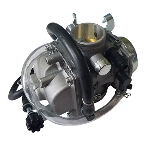 (ZOOM ZOOM Carburetor For 1998-2003 Kawasaki Mojave 250 2004 kfx250 Atv Carb)