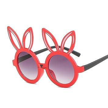 MoHHoM Gafas De Sol para Niños, Cute Rabbit Forma Flexible ...