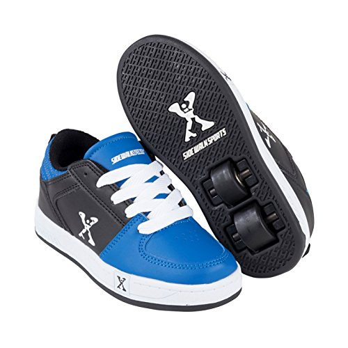 Sidewalk Sport Kinder Street Heelys Turnschuhe Black/Blue